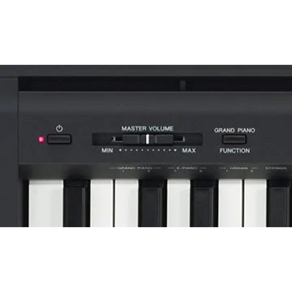 Foto 3 - PIANO DIGITAL YAMAHA P-45B/BRA