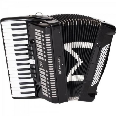 ACORDEON MICHAEL ACM 8007N SPB