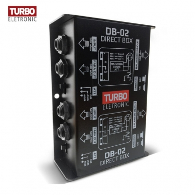 DIRECT BOX TURBO DB02 DUPLO