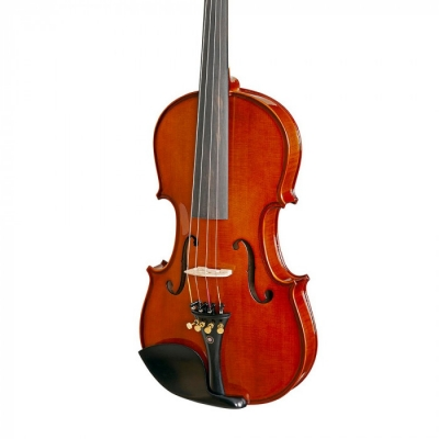 VIOLINO EAGLE VE 144 4/4 RAJADO COM BAG LUXO